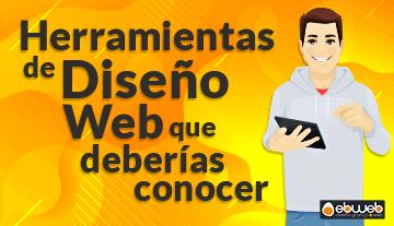 Un listado con las herramientas de diseño web imprescindibles, que deberías utilizar en tus proyectos web profesionales